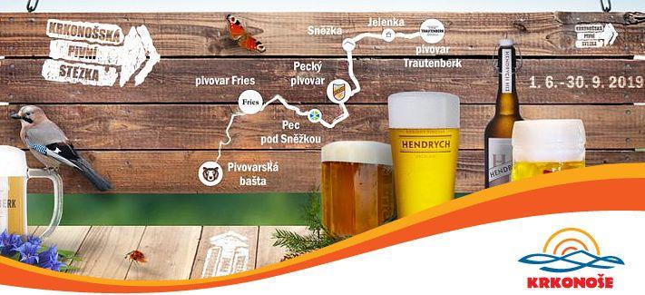 Krkonošská pivní stezka