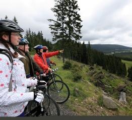 Rozpoczęcie sezonu rowerowego w Karkonoszach