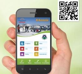 Mobilna aplikacja – przewodnik po Karkonoszach