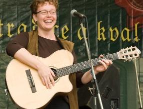 Irlandzkie ballady – Věra Klásková
