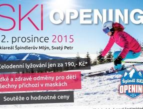 Špindl Ski Opening