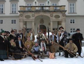 Świąteczny Jarmark Rzemiosł oraz Zawody Narciarskie w Starym Stylu