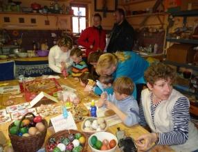 Wielkanoc w muzeum