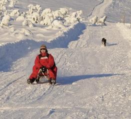 Zimowe przeżycia w górach
