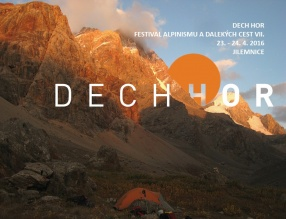 Dech hor - Festival alpinismu a dalekých cest