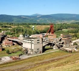 Skansen górniczy w Žacléřu