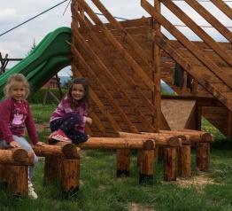 Rekreační areál Holiday Park Liščí Farma je nejen pro děti