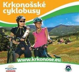 Krkonošská veřejná cyklodoprava a cykloturistická sezona byly zahájeny
