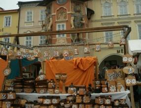 9. řemeslný trh pod obry