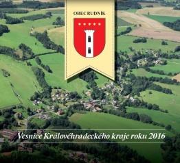 Vesnice Královéhradeckého kraje roku 2016
