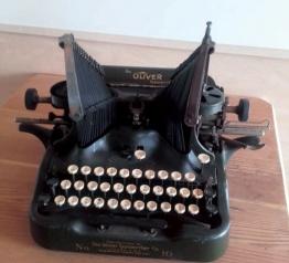 Nowe muzeum maszyn do pisania