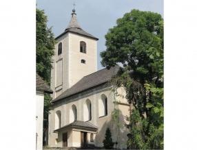 Znovuotevření kostela Nanebevzetí Panny Marie