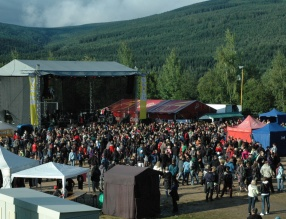 Open air festival Keltská noc