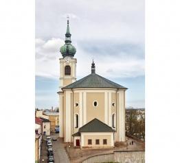 Nové komentované prohlídky trutnovského kostela