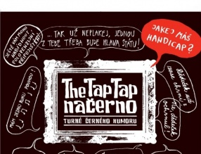 The Tap Tap - výstava černého humoru