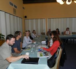 První konzultace Koordinační skupiny cestovního ruchu v Krkonoších