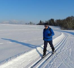 Nové mapy a trasy pro běžkaře