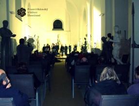 Adventní koncert v Galerii antického umění