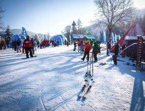 Skiopening v Harrachově