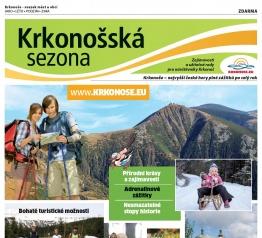 Inzerujte v Krkonošské sezoně - léto 2017