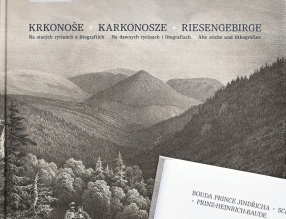 Krkonoše na starých rytinách a litografiích - Petr Bergmann