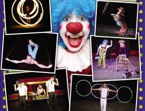 Cirkus bude!