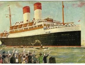 Muzejní noc - plavba na sever 1928