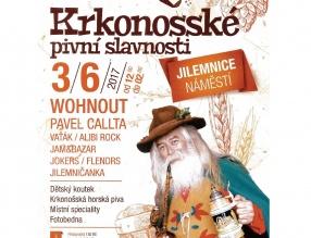 Krkonošské pivní slavnosti, tentokráte v Jilemnici