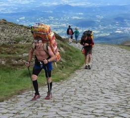 Sněžka Sherpa cup – nejtěžší závod horských nosičů v České republice
