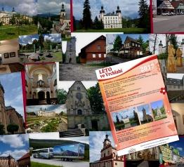 Pełne atrakcji vrchlabskie lato
