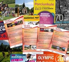 Krkonošské TOP akce v srpnu 2017