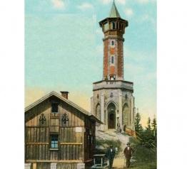 125. výročí rozhledny Štěpánka u Kořenova