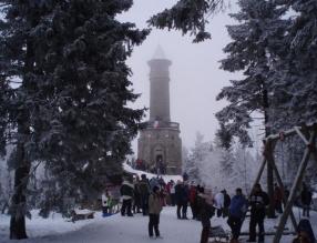 Noworoczne wejście na Štěpánkę
