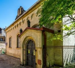 Organizované skupiny se nově dostanou do synagogy