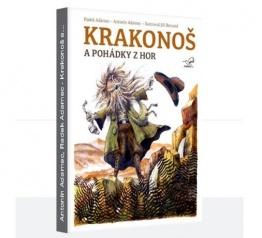 Nová kniha o Krakonošovi je k mání