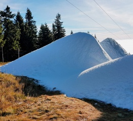 V Krkonoších se už zasněžuje, zimní sezona začne v polovině listopadu