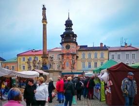 12. český řemeslný trh pod obry