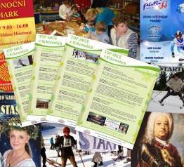 TOP akce v Krkonoších – březen 2018