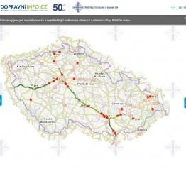 Dlouhodobé uzavírky a opravy na silnicích v Krkonoších