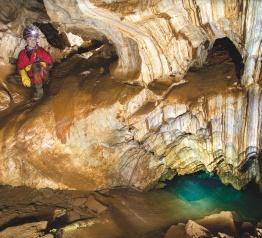 Zmapujeme podzemí Krkonoš