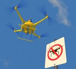 V Krkonoších platí zákaz používání dronů