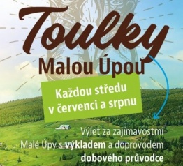 Toulky Malou Úpou