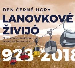 90. narozeniny lanovky na Černou horu oslavte 15. září