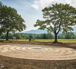 Labyrint – nový památník Jana Amose Komenského v Černé Vodě