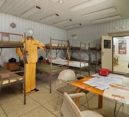Protiatomový bunkr ve Špindlerově Mlýně