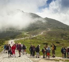 České Krkonoše mají přes 11 milionů návštěv ročně