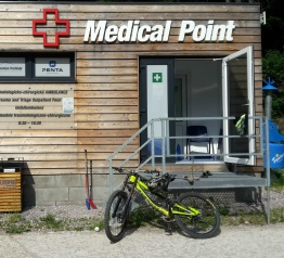 Medical Point ve Špindlerově Mlýně
