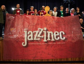JAZZINEC w Trutnovie
