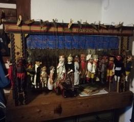 Alšovo rodinné loutkové divadlo v Malé Úpě