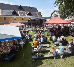 Święto piwa w Harrachovie